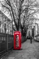 Por aí em Londres