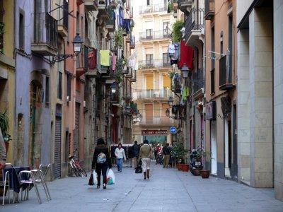 LaVieAuChamp-AuSujetDuChamp-BarcelonaRaval