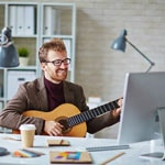 Уроки гитары 8