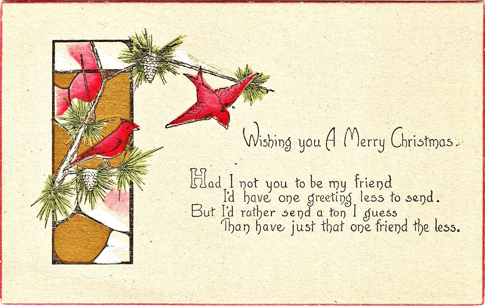 Cartes De Natal Com Pssaros Peregrinaculturals Weblog