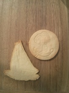 Mary's Nautical Shortbread!