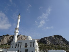 Ibrahim-al-Ibrahim Mosque at Europa Point