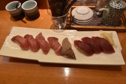 Tuna selection