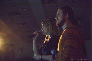 Daria i Wojtek podczas festiwalu Na szagę
