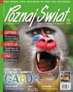 Okładka magazynu