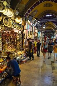 Wielki Bazar, Turcja