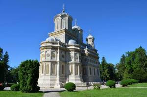 Curtea de Arges, Cerkiew