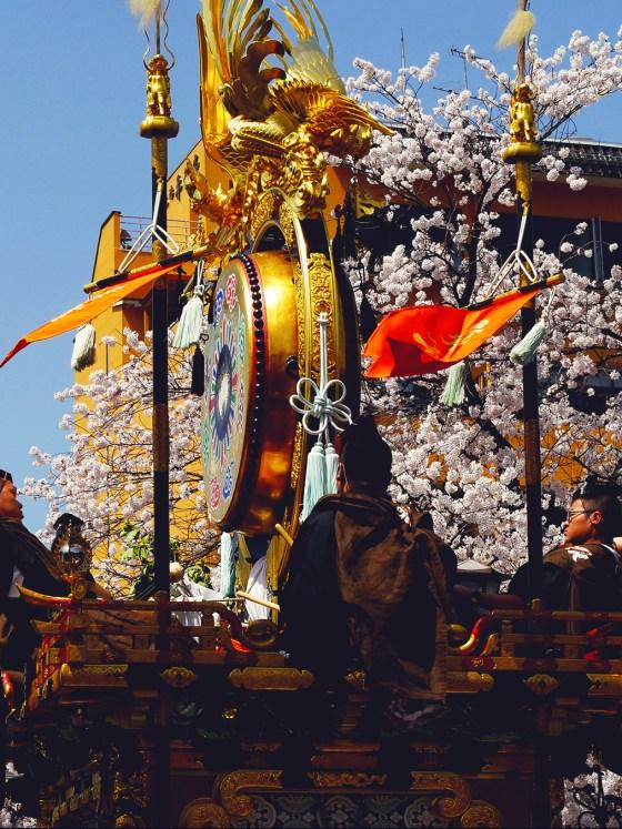 Takayama Matsuri - Takayama - Japan - © Claire Blumenfeld