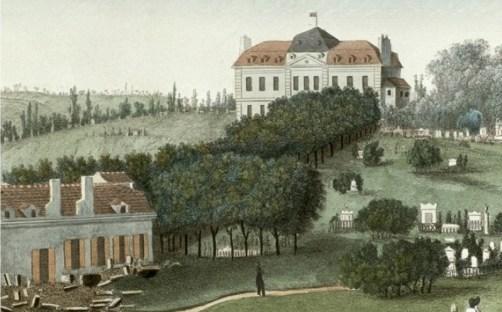 Père-Lachaise orangerie
