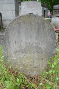 D22 Père-Lachaise 1821