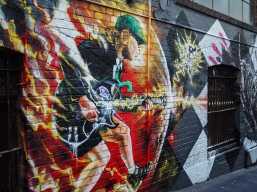 ACDC Lane - a tribute to Angus