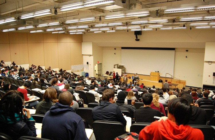2016 Lecture Hall. We can do better than this!