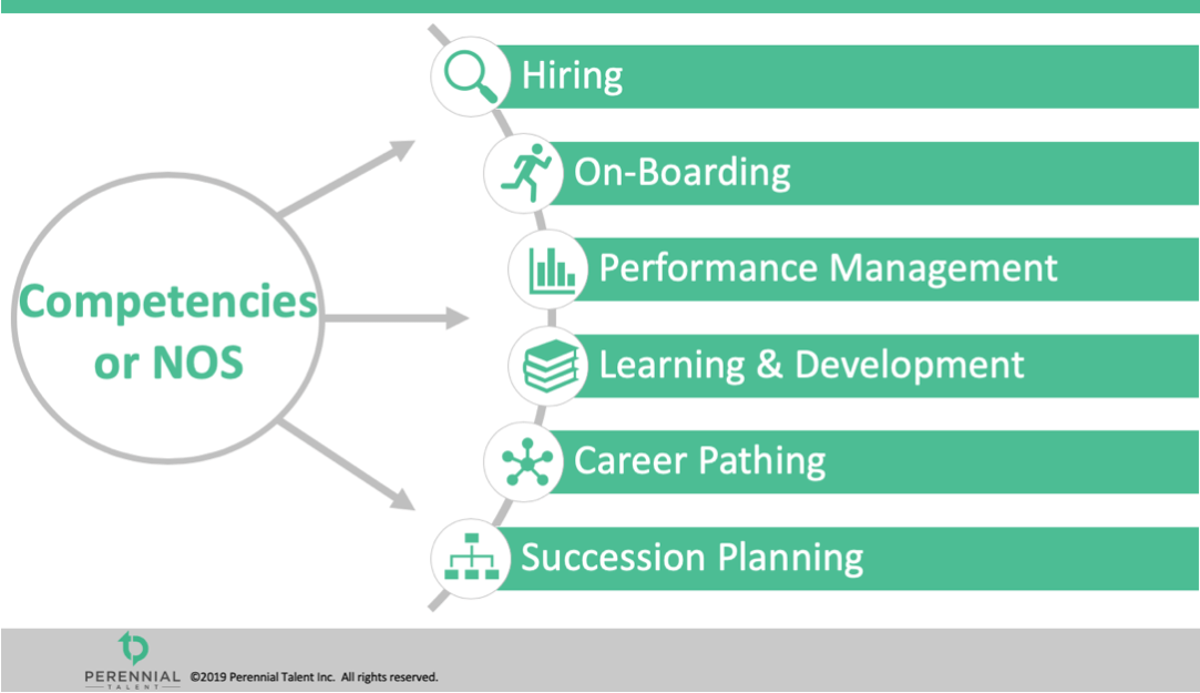 Competencies for Talent Management