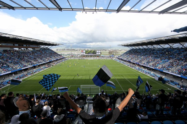 San Jose Earthquakes vs. Los Angeles Galaxy