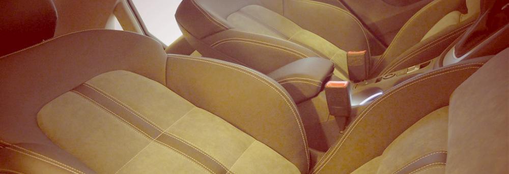 Перешив салона Audi Q3 под S-Line