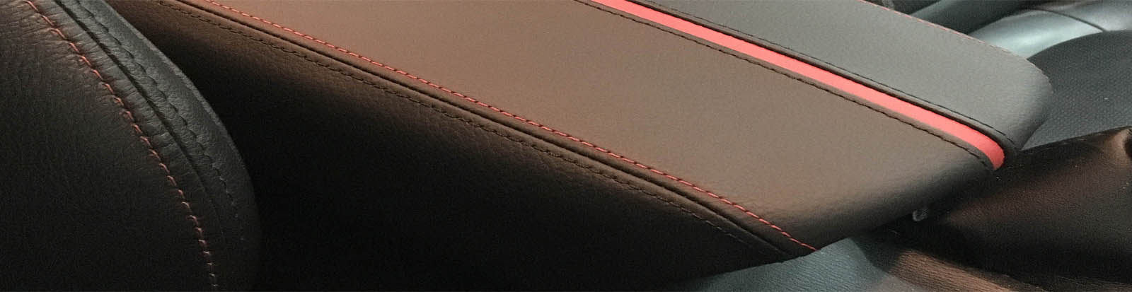 Перетяжка подлокотника и ручки акпп Mazda