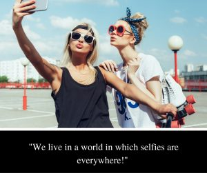 selfies-everywhere