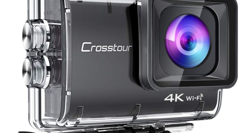 Cámara deportiva Crosstour 4K CT9500, 20 Mp – ¿una alternativa real a GoPro?