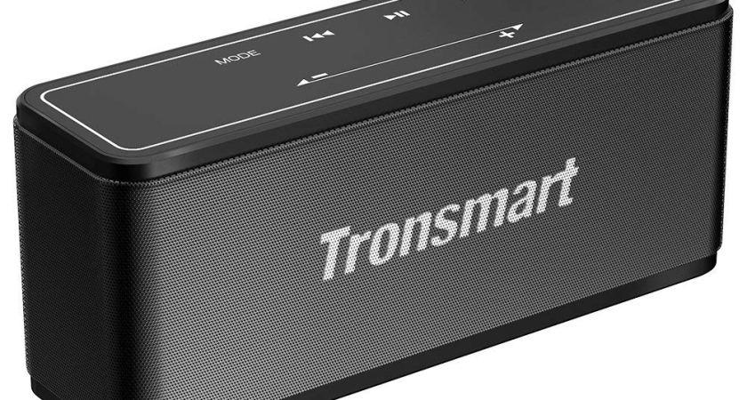 Tronsmart Mega 40 W, uno de los mejores altavoces portátiles de su gama