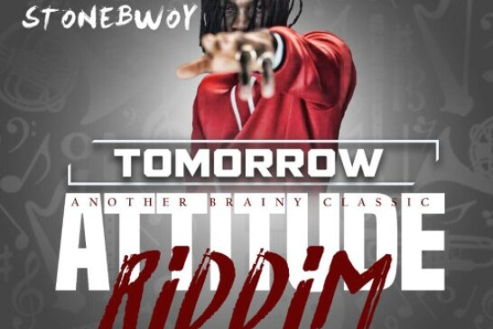 Stonebwoy – Tomorrow (Attitude Riddim)(Lyrics)