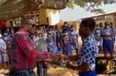 GMA-USA Donates samsung tablets 5th generation to brilliant but needy pupils of Bawaleshie JHS in Accra