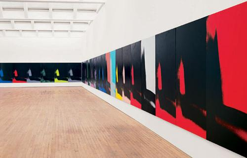 9-Warhol Shadows 1979, Dia Art Foundation