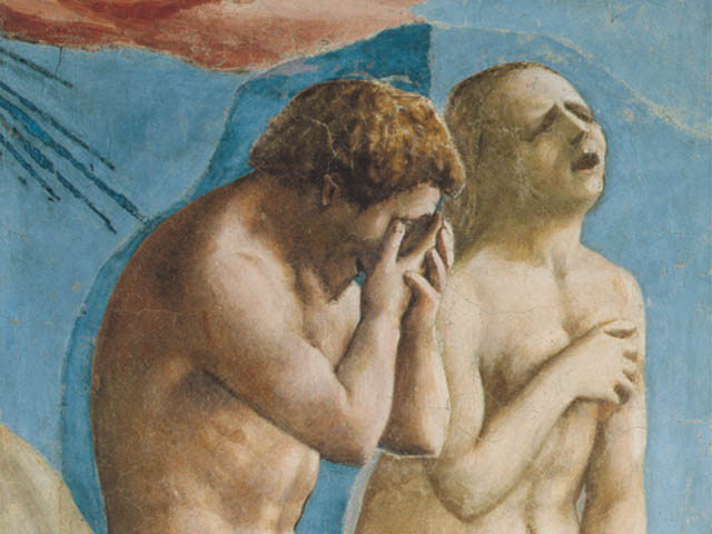 Masaccio_-_The_Expulsion_from_the_Garden_of_Eden_(detail)_-_WGA14180