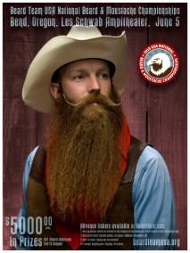 National-Beard-Moustache-Championships-Poster-Matt-Bischoff