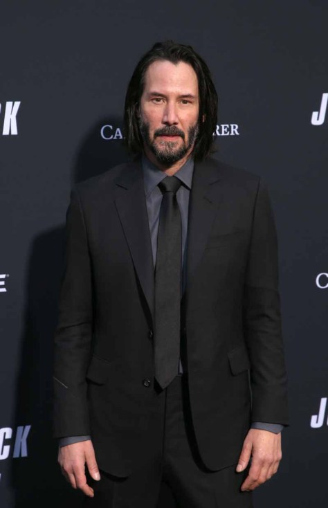 Keanu Reeves thoughts on grief