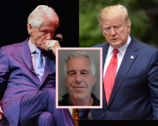 Jeffrey Epstein Billionaire Pedophile Donald Trump Bill Clinton Acosta Resigns