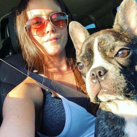 Did Jenelle Evans lie about her dog?