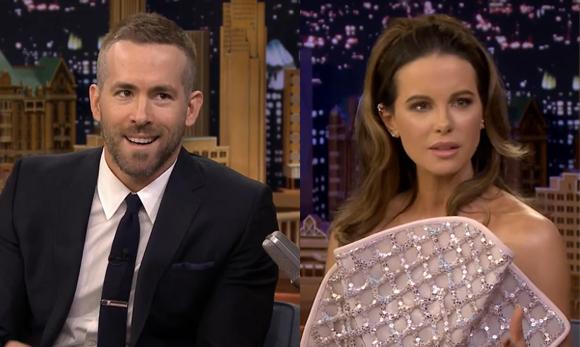 Ryan Reynolds Kate Beckinsale Look Alike