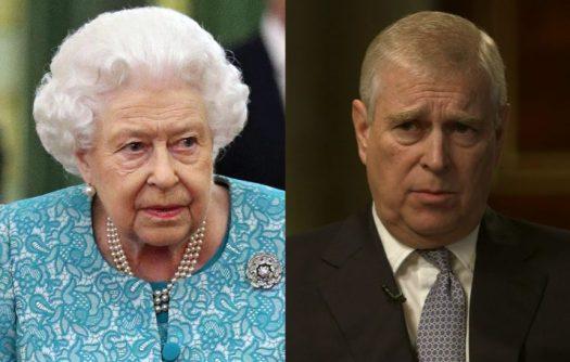 Prince Andrew Fired Queen Elizabeth Royal Duties Jeffrey Epstein Interview