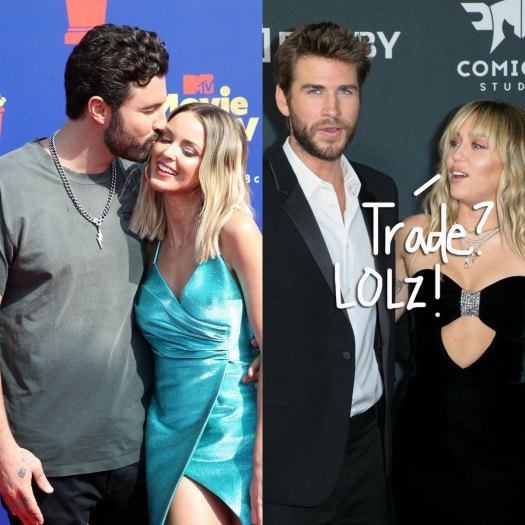 Brody Jenner and Kaitlynn Carter's split and Liam Hemsworth and Miley's Cyrus' split were some of the most suprising