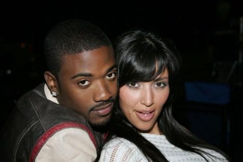 Kim Kardashian and Ray J sex tape