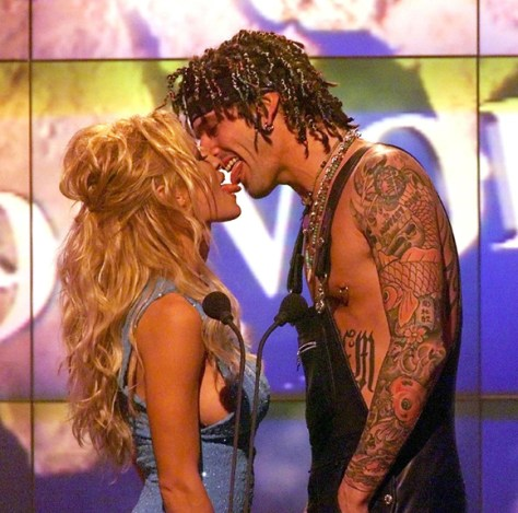 Pam Anderson and Tommy Lee sex tape