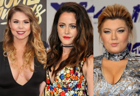 jenelle evans twitter fight kailyn lowry amber portwood
