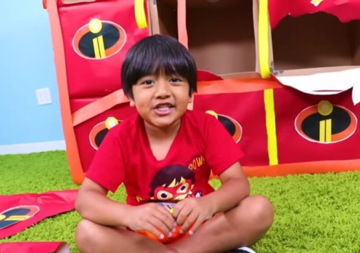 Ryan ToysReview FCC complaint 2019 YouTube Scandals Perezmas