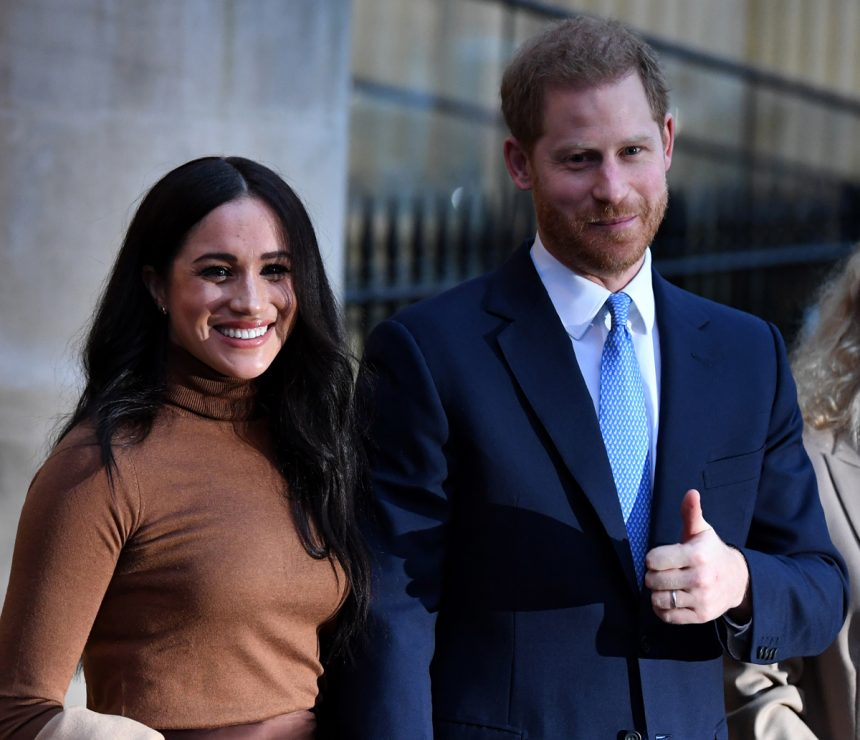 Prince Harry Meghan Markle Megxit Royal Family Titles Results