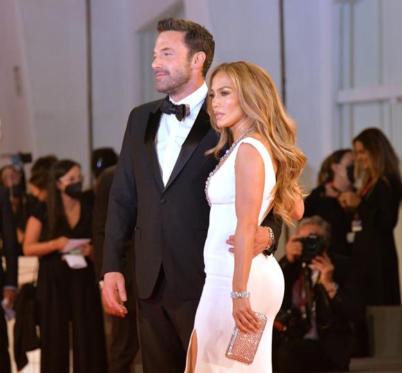 Ben Affleck Jennifer Lopez Venice 4