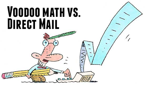 Voodoo Math and Direct Mail