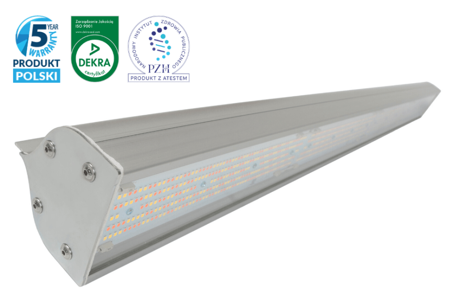 Pulse Flux Lighting System - HORTI