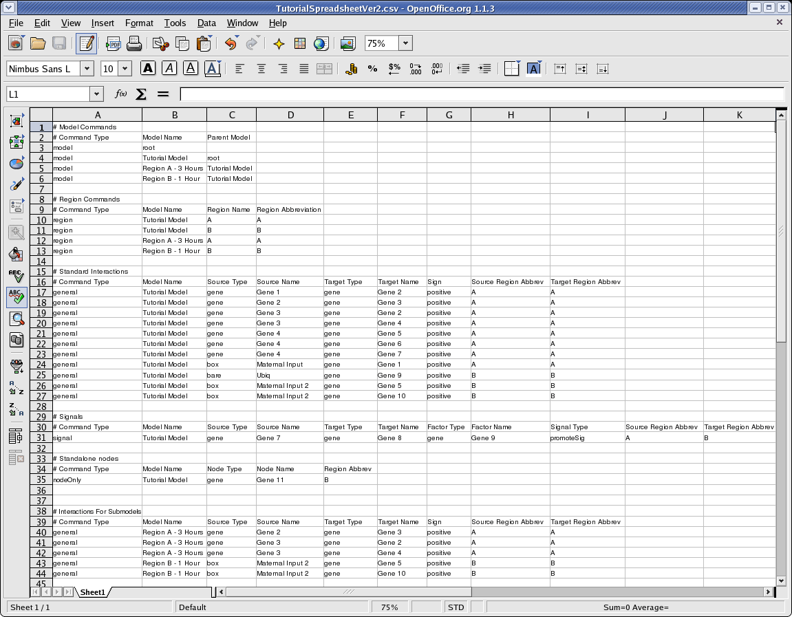 Types Of Spreadsheet Software
