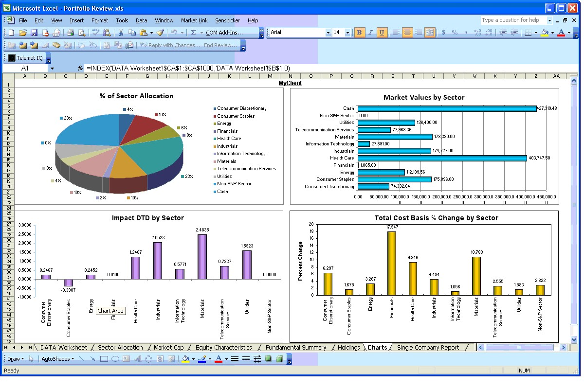 What Is Spreadsheet Software