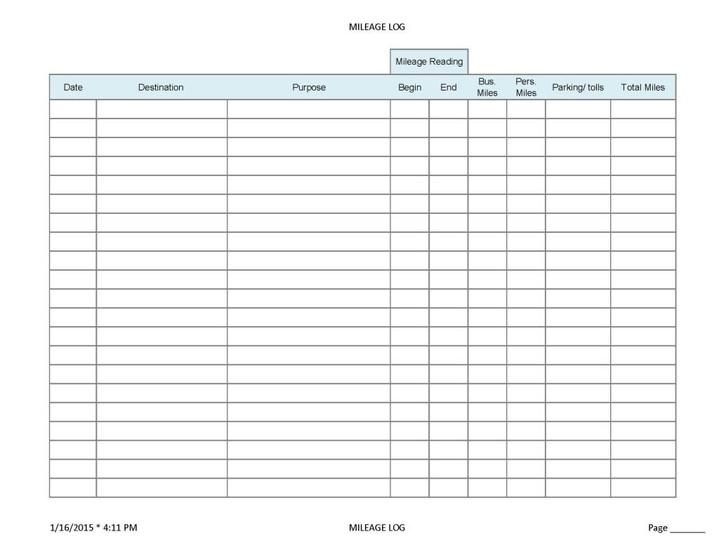Ifta Mileage Spreadsheet Spreadsheets