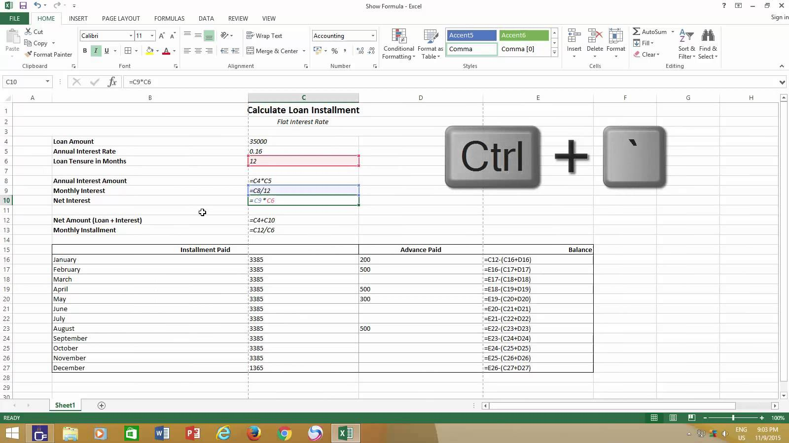 Free Formulas For Excel Spreadsheets Spreadsheets