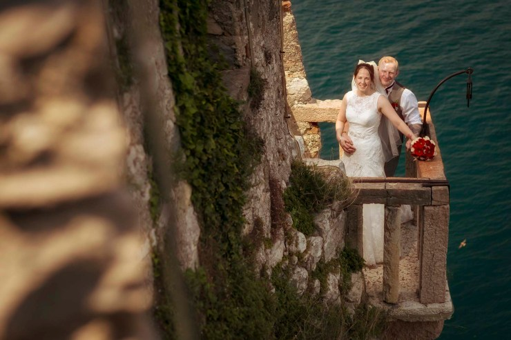 lake garda weddings malcesine castle