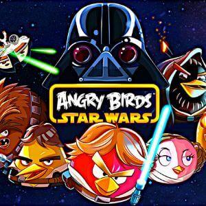 · developer rovio entertainment ltd. Angry Birds Star Wars Mod Apk V1 5 13 Infinite Money Boosters