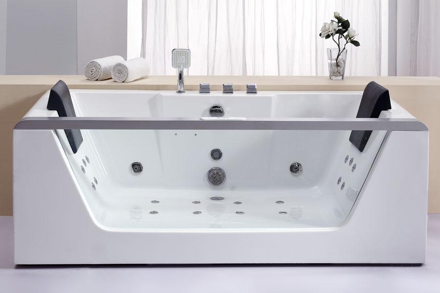 Whirlpool Bathtub For Two People AM196 Perfect Bath Canada