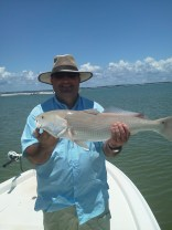 David's beautiful Cape San Blas Redfish